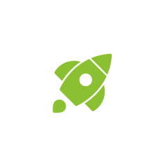 small-green-rocket
