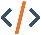 website-design-code-symbol