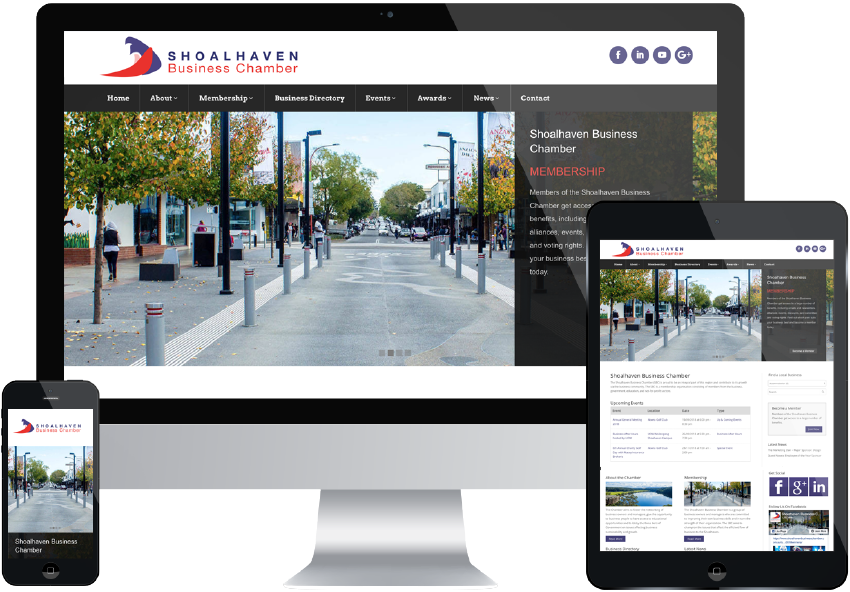 shoalhaven-business-council-website